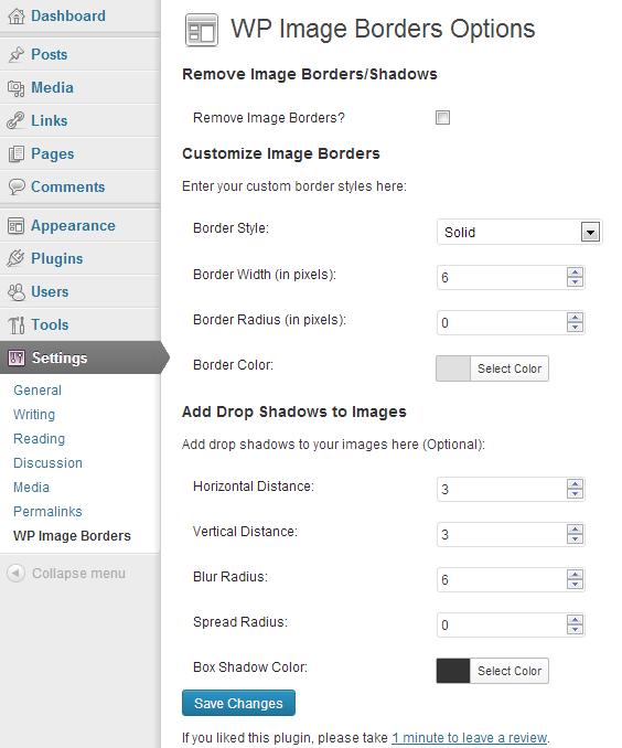 Image-Borders